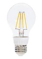 4W Filament A19 LED Bulb