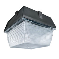 45W LED Wall Pack